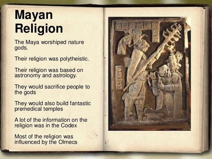The mayan empire-period 1