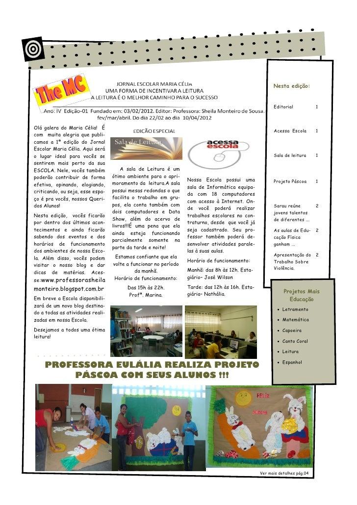 Nesta edição:                                                                                                      Editori...