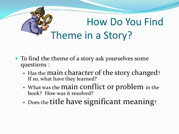 essay on theme in literature Often in literature there are common themes that occur throughout eras and genres to link two otherwise different pieces of writing one particular example.