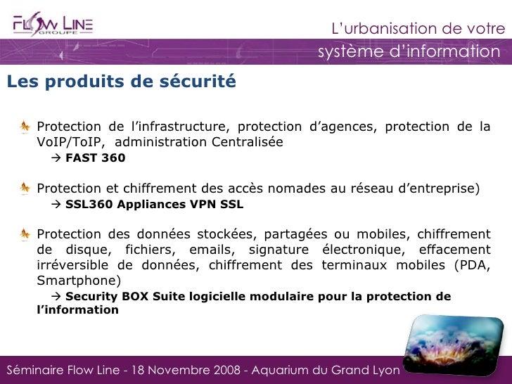 Sécurité UTM / Arkoon Slide 3