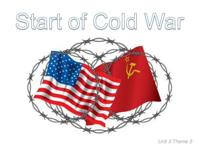 why the cold war started The comments came across to many as a cri de coeur on the part of the russians that if things don't start going their way (lift the sanctions, let assad dominate syria, show us the deep respect we crave) then this new cold war will become a new normal let's begin with a reality check: we are not in a new.