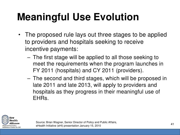 The meaning of meaningful use 2010 05 14 missouri rural hospital hit br 41 m4hsunfo