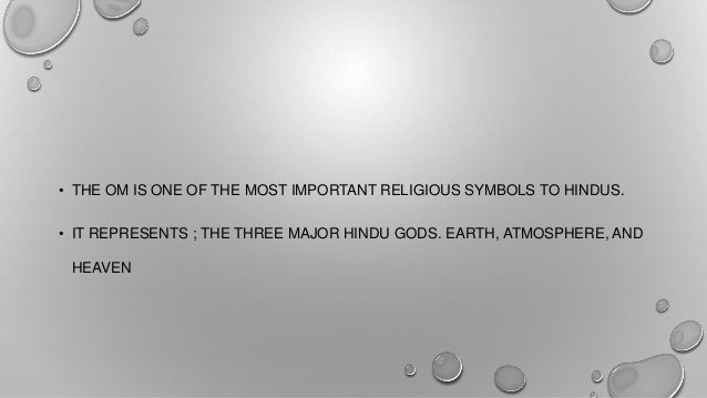 The Meaning Of Religious Signs