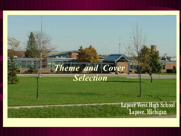 Theme  and  Cover  Selection