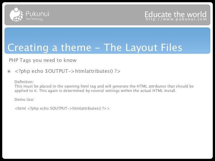 Educatew theuworld                                                                       http://ww .puk nui.comCreating a ...