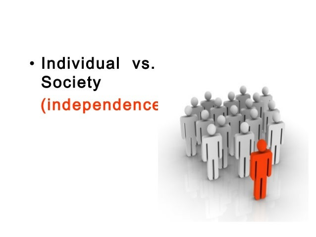 theme of individual versus society essay Category: catcher rye essays title: free essays - individual vs society in   catcher in the rye essay: themes of society and growing up - themes of  society.