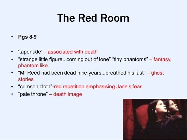 The red room essay setting