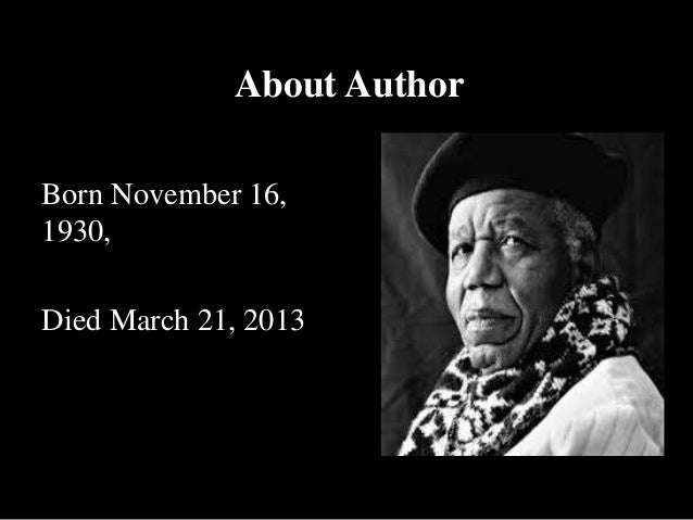 feminity of chinua achebe De/constructing male identities in chinua achebe's tetralogy  even if they possessed feminine traits, whereas okonkwo already shows the difficulties of maintaining .