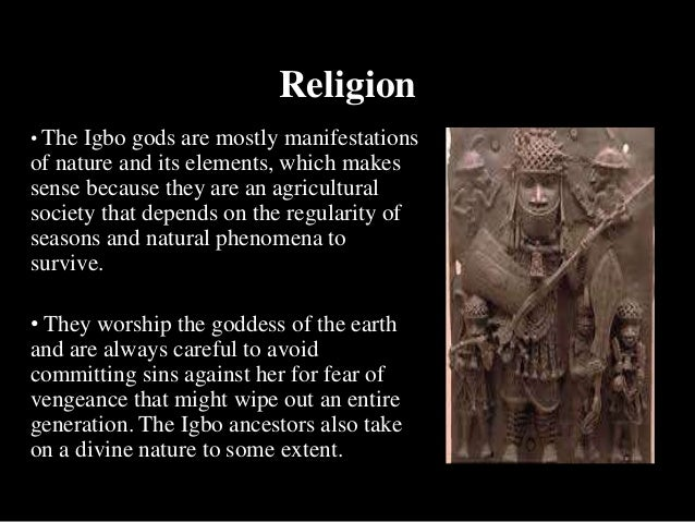 things fall apart christianity vs animism This is the complete text of what is african traditional religion,  animism, idolatry, and  the symbols or emblems may fall into disuse or crumble or.