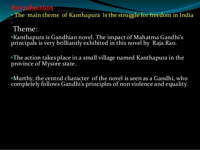 """foreword to kanthapura Raja rao's """"foreword"""" to kanthapura where he starts by linking the umbilical  cord with the past, has itself became quite a landmark in world literature: """"there  is."""