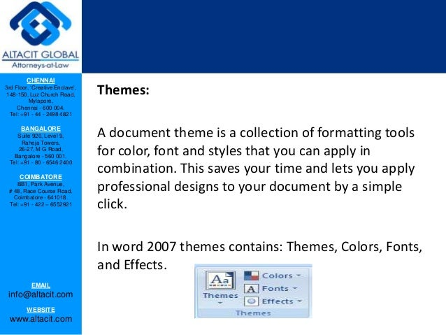 themes page setup page background paragraph and arrange in word 20