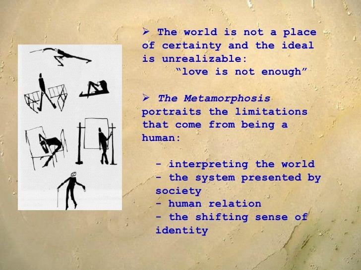 essay on symbolism in kafkas metamorphosis