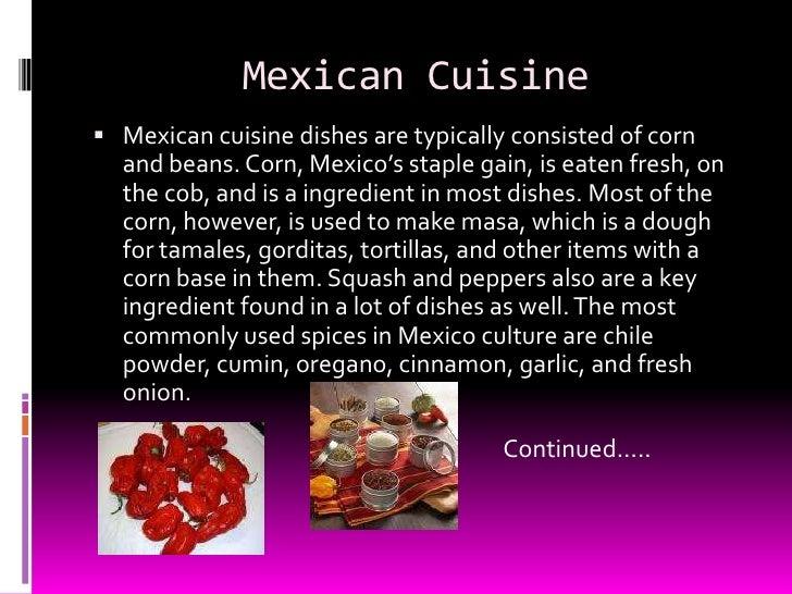 the mexico culture