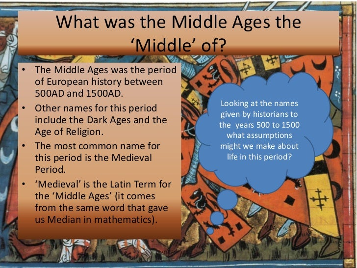 "an introduction to the 1000 years period of the medieval ages Buy thinking medieval: an introduction to the study of  the terms ""medieval"" and ""middle ages  an approximate 1000 year period from 500ad to."