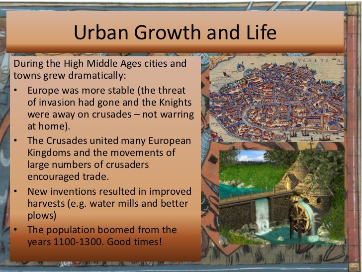 an introduction to the history of the middle ages