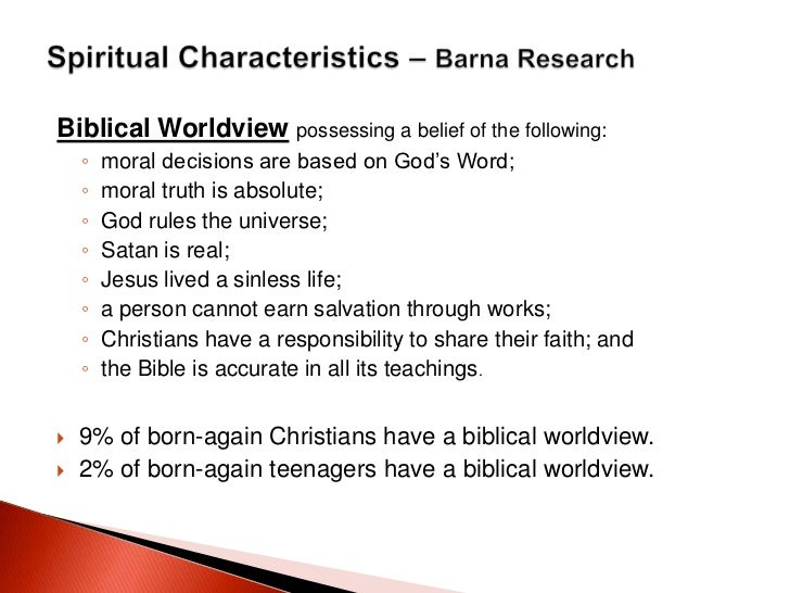 Christian World View and Criminology Essay Sample
