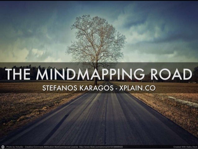 The Mindmaping Road