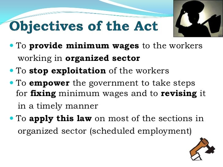 minimum wage law in zambia Administrative law and its  the government's revised minimum wage which was challenged in  law in zambia is indeed there to limit the.