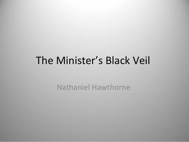 """The Minister's Black Veil"" Analysis & Summary"