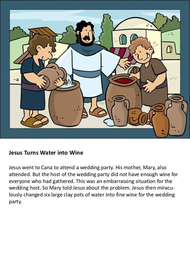 The Miracles of Jesus for Children  Slide 2
