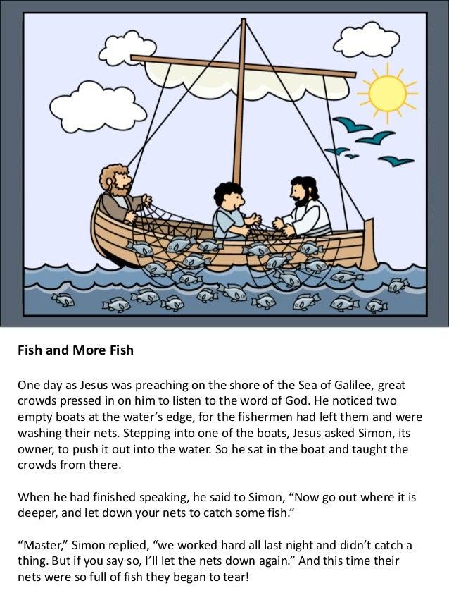 The Miracles of Jesus for Children  Slide 3