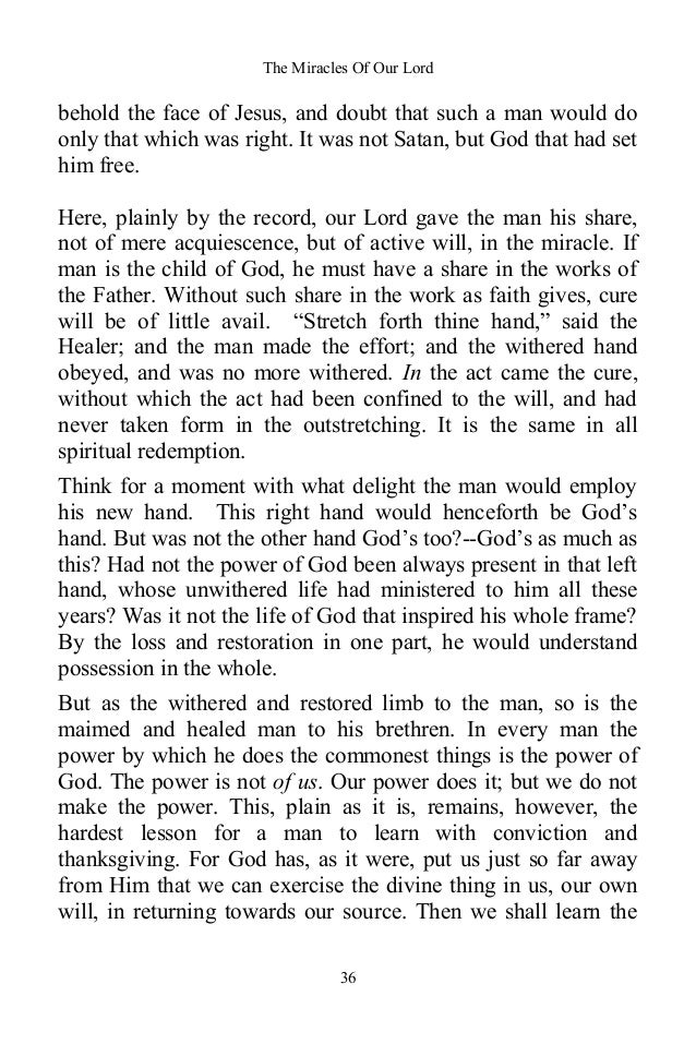 The miracles of our lord by george macdonald ebook fandeluxe Document