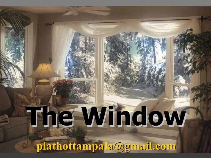 The Window [email_address] 5