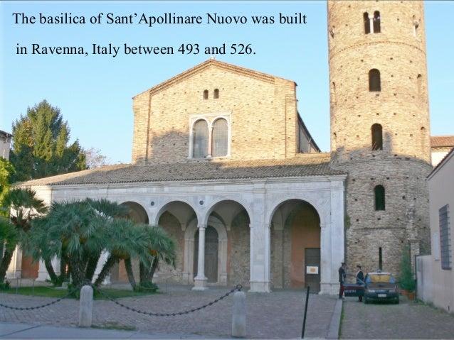 Women in the Sant'Appolinare Nuovo Mosaics Slide 2