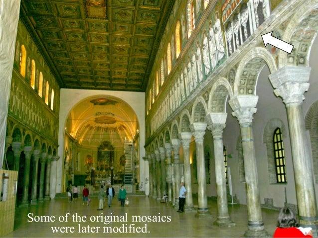 Women in the Sant'Appolinare Nuovo Mosaics Slide 3