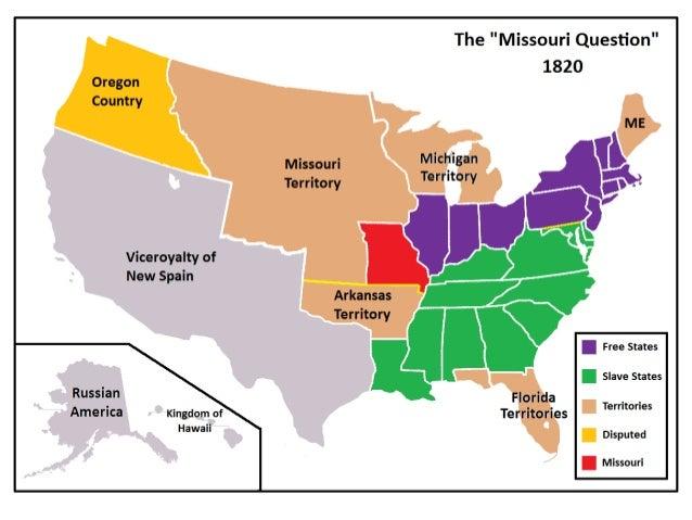 Missouri Compromise «