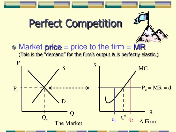 Theory of Perfect Competition