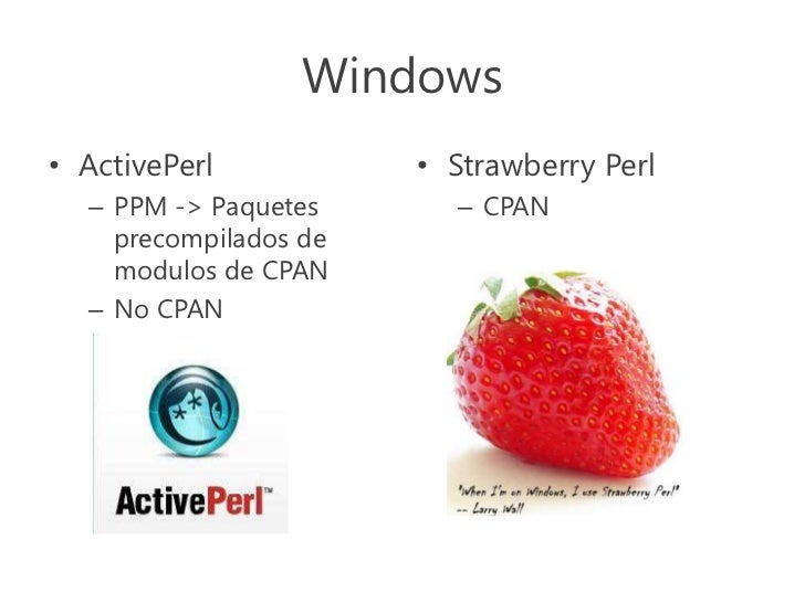 strawberry perl 5 14 download