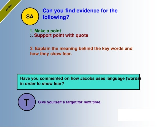 """symbolism in the monkeys paw Get an answer for 'discuss the symbols in """"the monkey's paw"""" by w w jacobs  ' and find homework help for other the monkey's paw questions at enotes."""