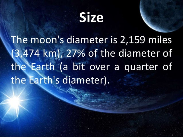 Mass and Gravity The moon's mass is (7.35 x 10 22 kg), about 1/81 of the Earth's mass. The moon's gravitational force is o...