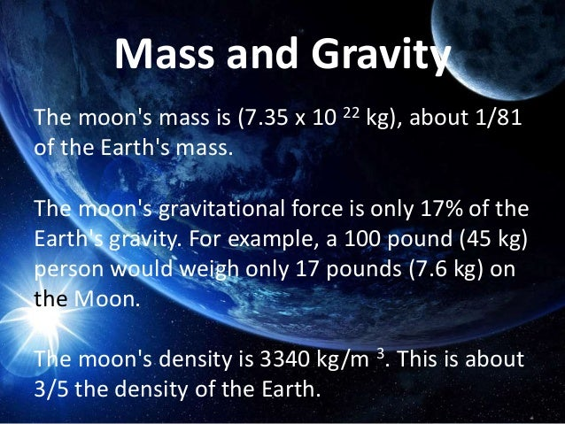 TEMPERATURE The temperature on the Moon ranges from daytime highs of about 130°C = 265°F to nighttime lows of about - 110°...