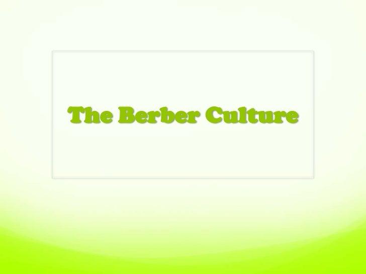The Berber Culture