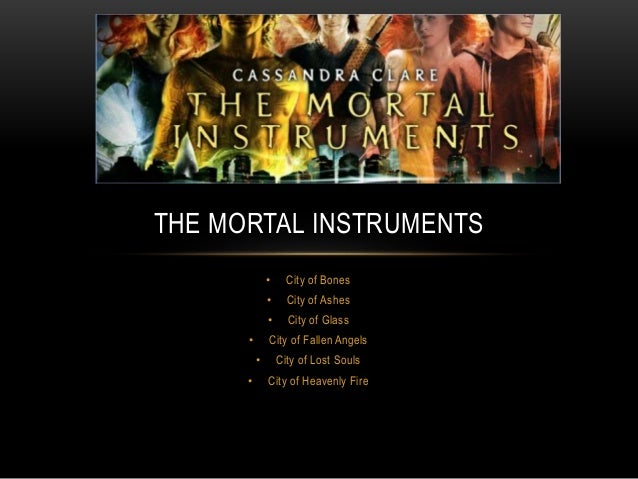 The Mortal Instruments City Of Ashes Pdf