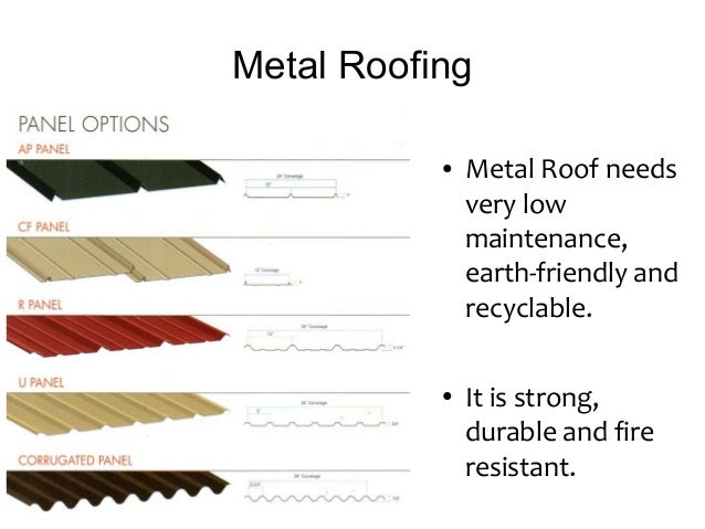 The Most Common Commercial Roofing Materials