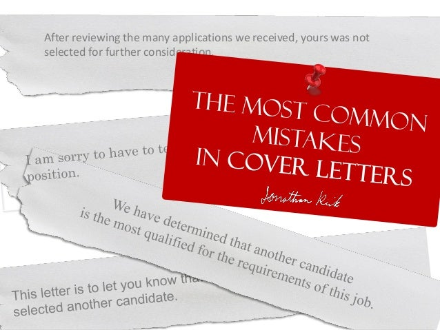 After reviewing the many applications we received, yours was not selected for further consideration.