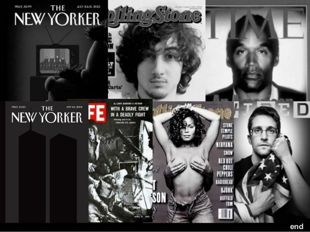 The Most Controversial Magazine Covers