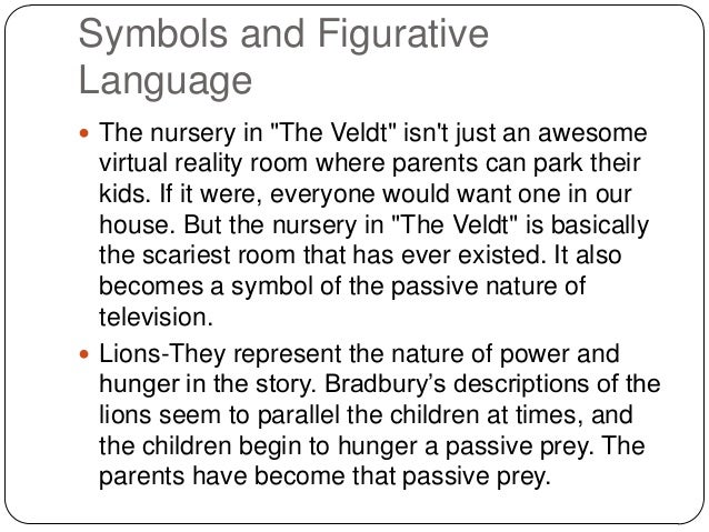 what is the theme in the veldt