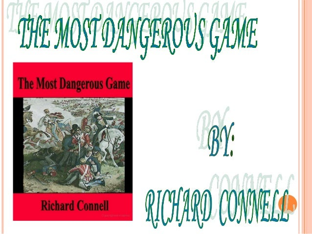 """FILMFILM VERSION OFVERSION OF """"THE MOST""""THE MOST DANGEROUDANGEROU S GAME"""".S GAME""""."""