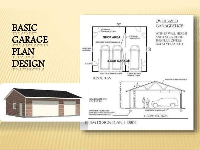 The Most Economical Garage Plans – Basic Garage Plans