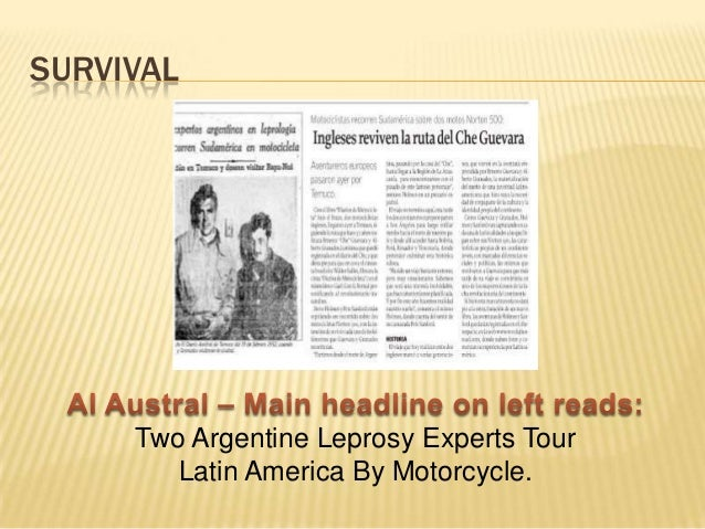 discovery motorcycle diaries essay Today we will be discovering the motorcycle diaries discovery paper 1 essay questions literacy has fallen: how to rescale the learning ladder.
