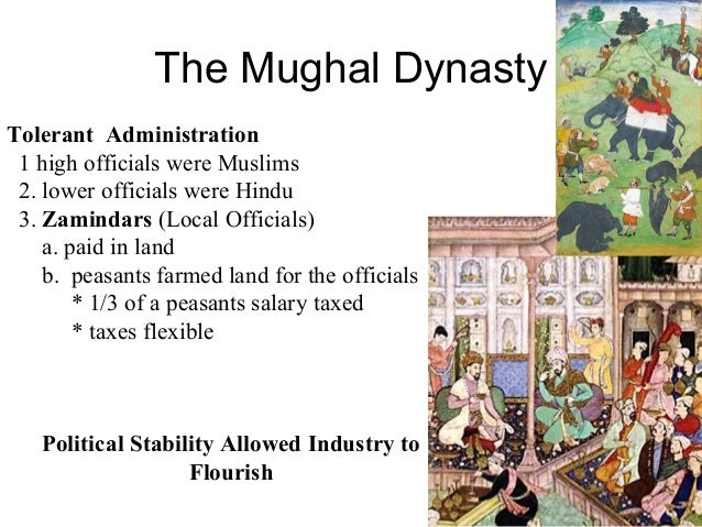 the mughal era Mughal dynasty: mughal dynasty, muslim dynasty of turkic-mongol origin that ruled most of northern india from the early 16th to the mid-18th century.