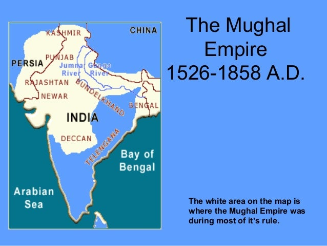 The Mughal Empire 2nd Period