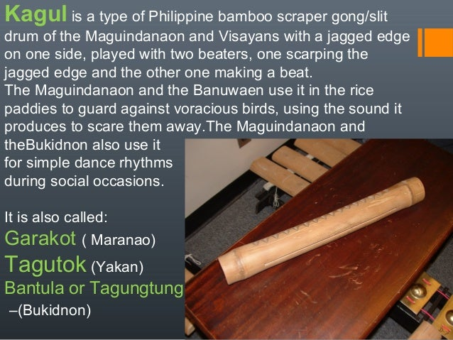 Music of MIndanao (Islam and non-Islam) ppt 1 k-12
