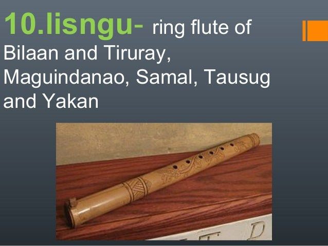 musical instrument of mindanao Actually i don't know but i know a little about neguet still it's short but it can make your mind know some neguet - a drum used by tirurays of mindanao it is made up of animal skin.