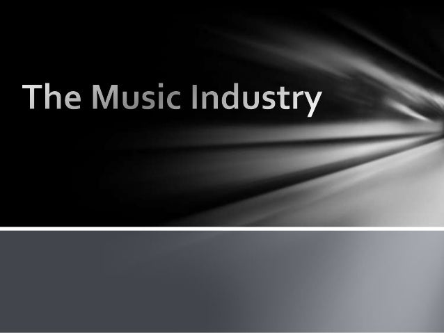 First Steps The development of the music industry first began in the mid-late 18th century, when composers such as Mozart ...