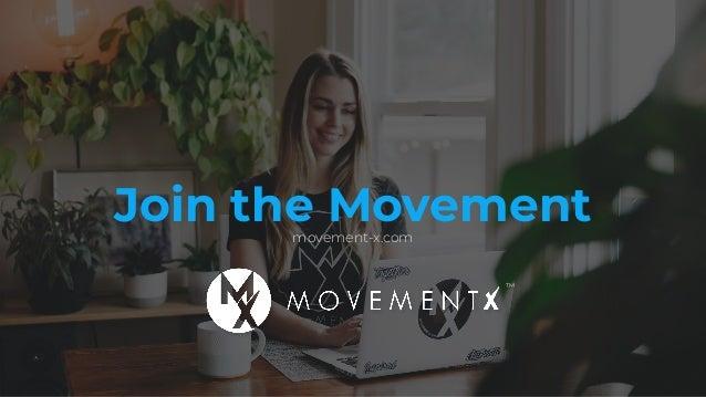 Join the Movementmovement-x.com ™